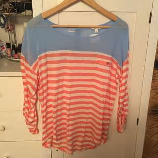 Long Sleeve Shirt Bright Colours