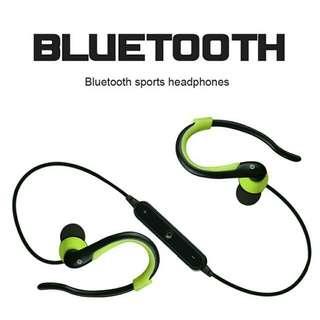 Bluetooth 4.1 Wireless Sweatprof Earphones Sport