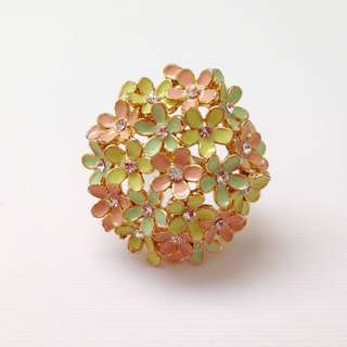 NEW! Spring Bouquet Ring