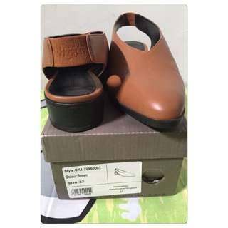 Charles and Keith Brown Size 37