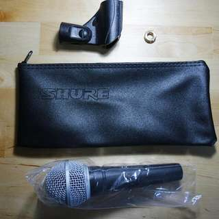 [RENT] SHURE SM48 Wired Dynamic Microphone