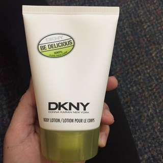 authentic dkny lotion