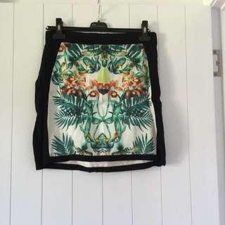 Shanti Butterfly Skirt