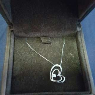 Heart Shaped Necklace From Sookee