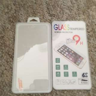 iPhone 6+ glass screen protector