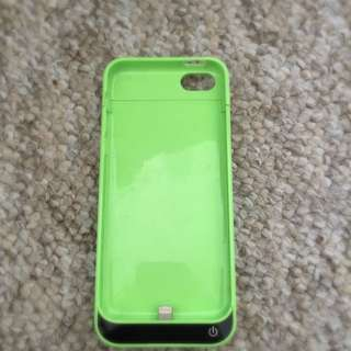 iPhone 5/5s charger case