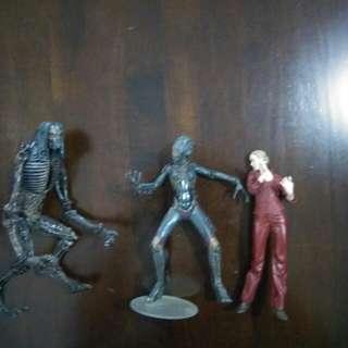 Mcfarlane Toys, Species And Terminator