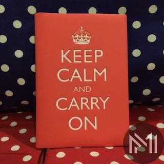 Keep Calm Planner Diary
