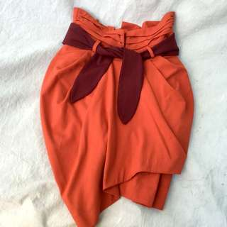 H&M Skirt with bow