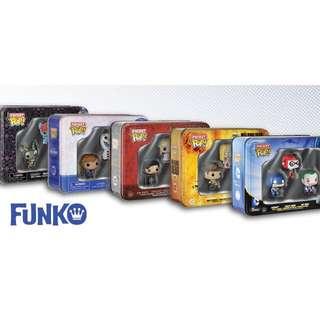 [PO] Funko Pocket POP Tin Packs