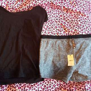 Ladies Size L Sports Shorts