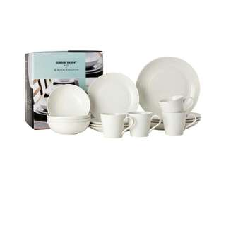 Royal Doulton Gordon Ramsay Dinnerware 16 Pcs