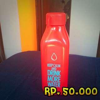 Tupperware Eco Bottle 500ml (Red)