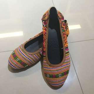 河內手工編織鞋
