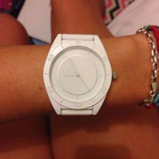 Brand New White Watch