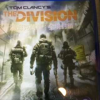 PS4 The Division 中文