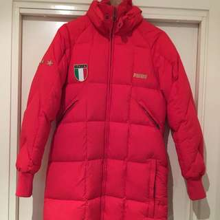 Puma Feather down Jacket Size 10-12