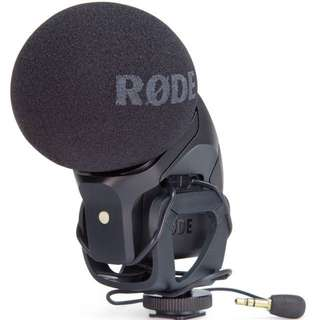 RODE Stereo VideoMic Pro for RENT