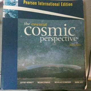 The Essential Cosmic Perspective (Fifth Edition)