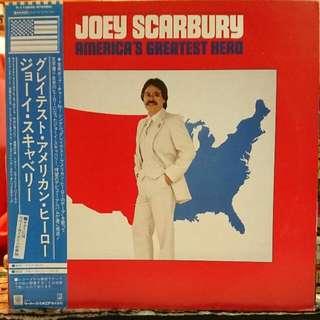Joey Scarbury America's Greatest Hero