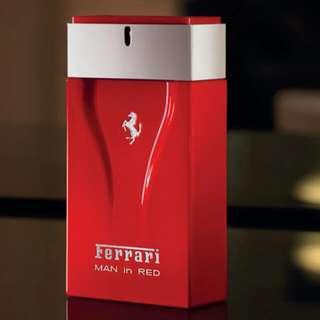 Ferrari Man in Red Fragrance