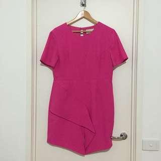 Finder Keepers Pink Dress