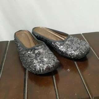亮片懶人鞋