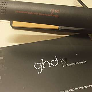 ghd IV Professional Styled Hair Straightener
