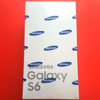 Samsung Galaxy S6 - 32GB Gold Platinum Brand New (Segel Belom Dibuka)