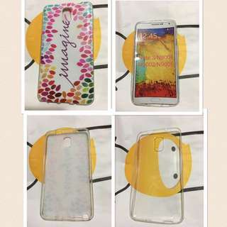 Transparent Cases For Samsung Galaxy Note 3