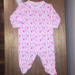 Long Sleeved Jumpsuit Size 000