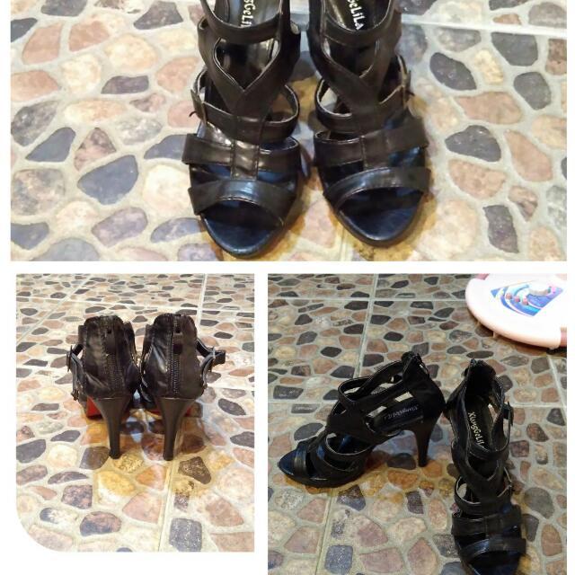 羅馬高跟鞋# 衣櫃炸了救我