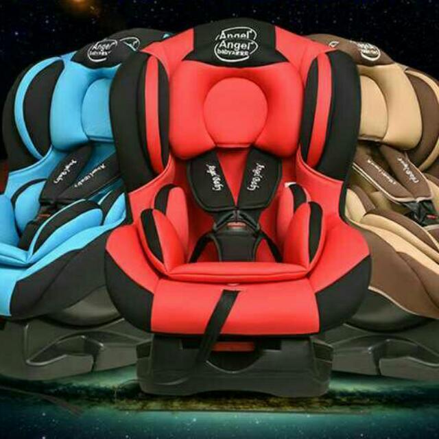 安全座椅 中和媽咪訂購(大紅色)新生兒可用 汽車安全座椅