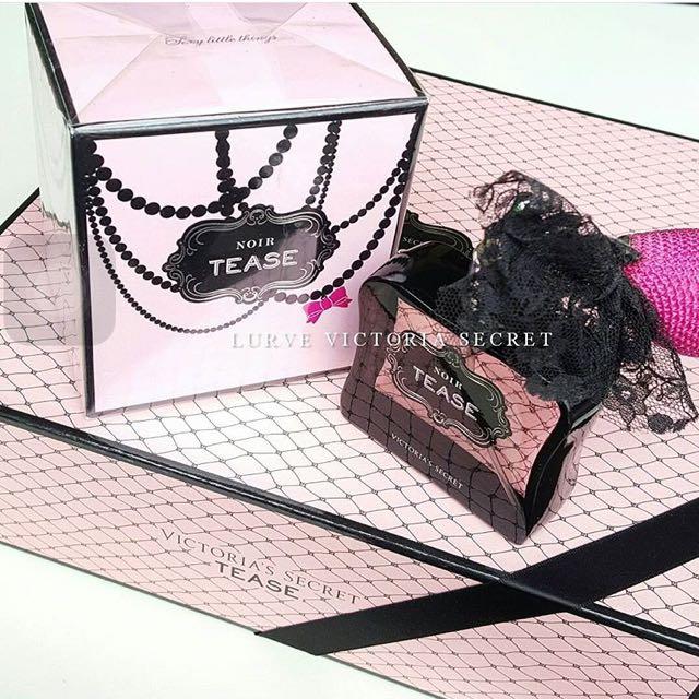 二手//美國購入/維多利亞的秘密 Victoria's Secret 天使御用香水 NOIR TEASE