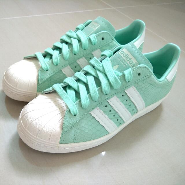 80s Superstar Green 80s Mint Mint Superstar Adidas Green Adidas jqLzMSpUGV
