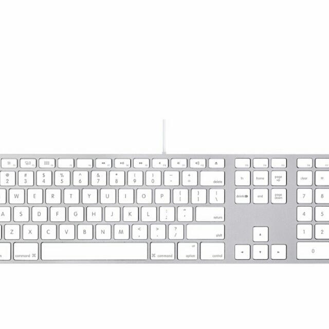Apple Wired Keyboard