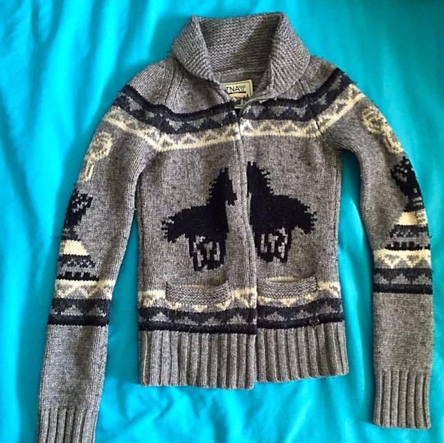 Aritzia/TNA Wool Sweater