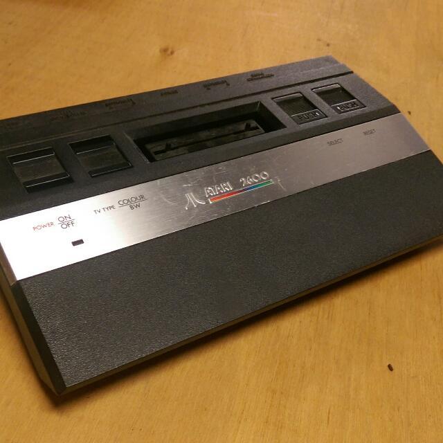 Atari 2600 Jr Console