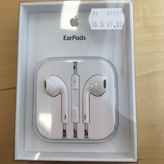 Authentic Apple Earpiece $20 New