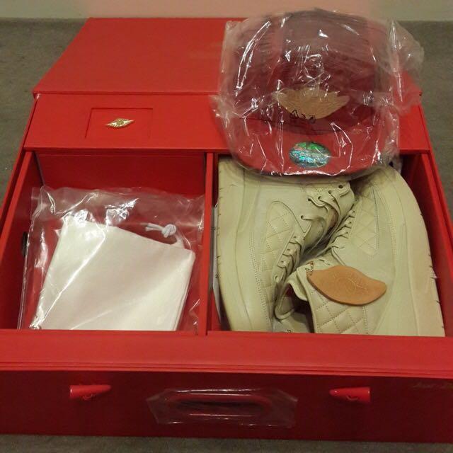 Authentic Nike Air Jordan 2 Just Don Beach