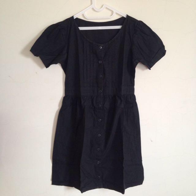 Black Dress/Dress - Preloved