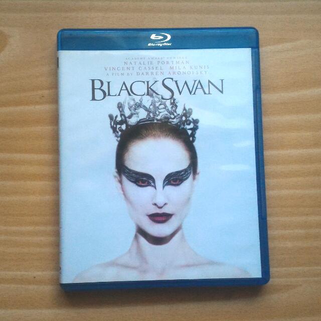 Black Swan BLURAY Blu Ray (Darren Arronovsky)