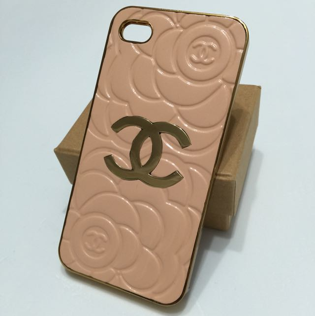 Chanel iPhone 4/SE Case