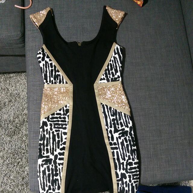 Cute Dress Size Xs