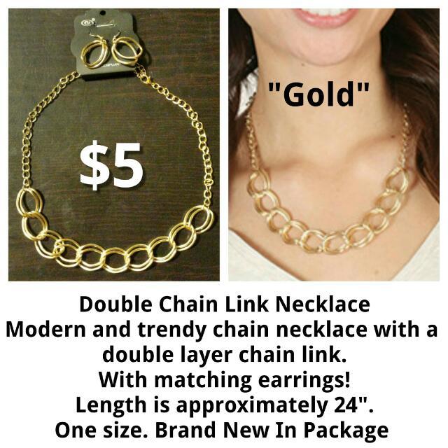 Dress necklace