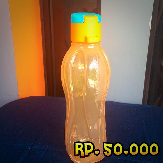 Tupperware Eco Bottle 500ml tutup cap