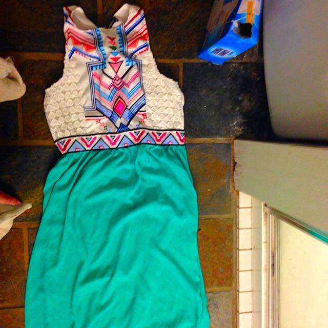 Gamiss Maxi Dress