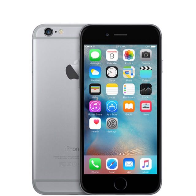 iPhone 6 | 128gb | Space Grey