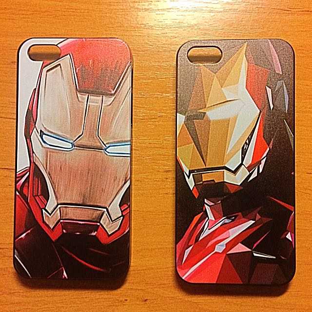 Iron Man iPhone 5/s/SE Cases