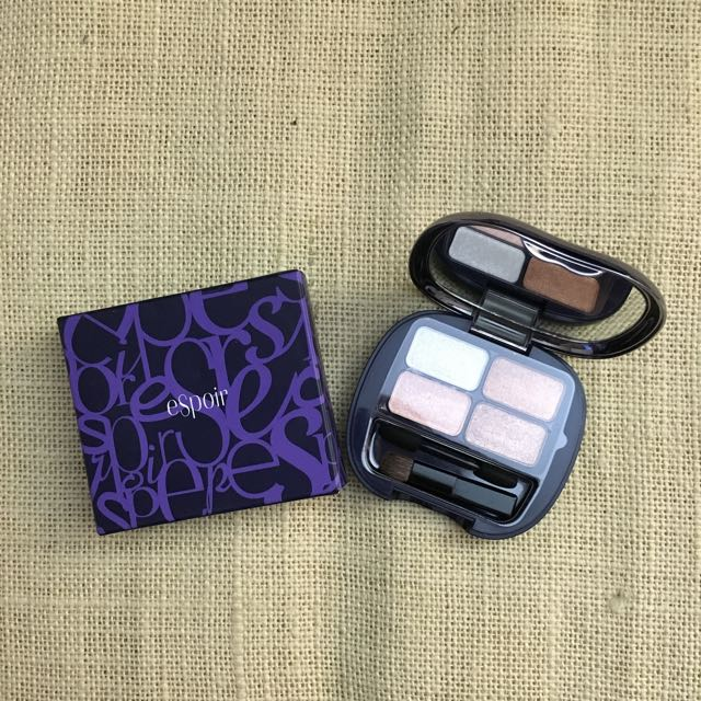 Korean Cosmetic Espoir Eyeshadow Palette